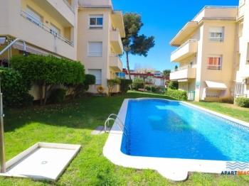 Green Residencial, con jardín,barbacoa y piscina - Appartement à SALOU
