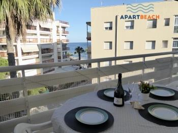 Edificio Diana. Apartamento con vistas al Mar - Appartement à salou