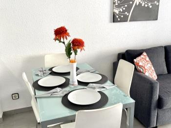 Apartamentos Novelty,a 50m de la playa,con piscina - Appartement à SALOU