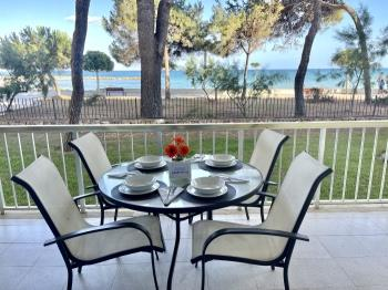Apartbeach Miramar en frente del Mar - Appartement à cambrils